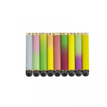 Cotton core cartridge e-cigarettes custom box disposable vape