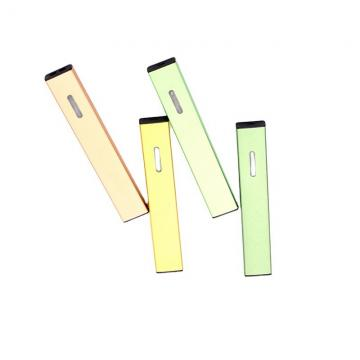 Disposable Vape Pen Cartridge Filled Liquid Empty S Compatible Pod