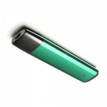 Fruit Taste Puff Cbd Vape Pen Flat Shape Nicotine Salt Juice Disposable E Cigarette