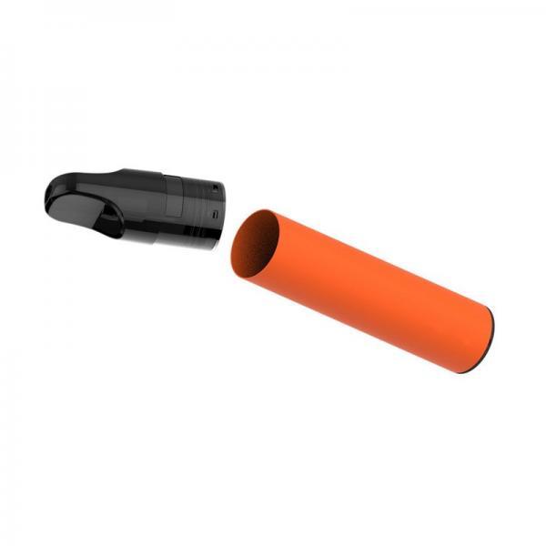 MOQ 100pcs High quality empty .5 ml vape pen cartridge 510 thread thick oil ceramic coil vape cartridge #1 image