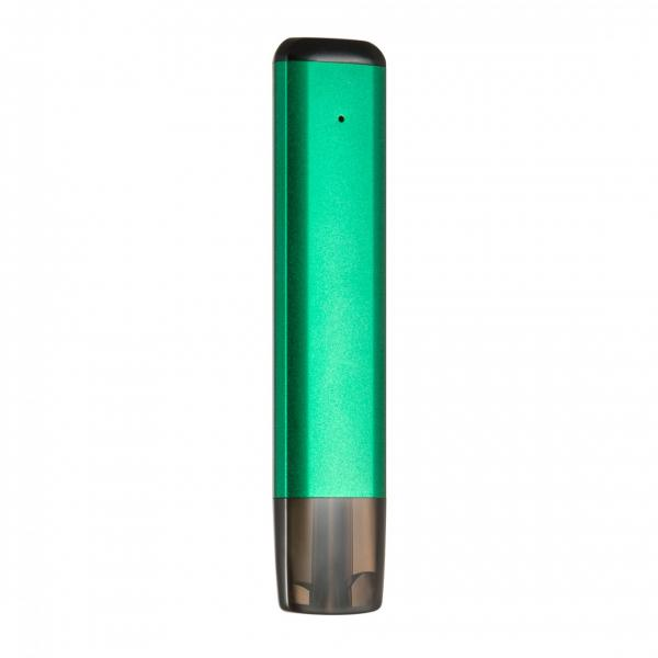 Hot Selling Hqd Cuvie Hqd Curvie Fruity Eliquid Flavors Electronic Cigarettes Disposable Pod Vape #2 image
